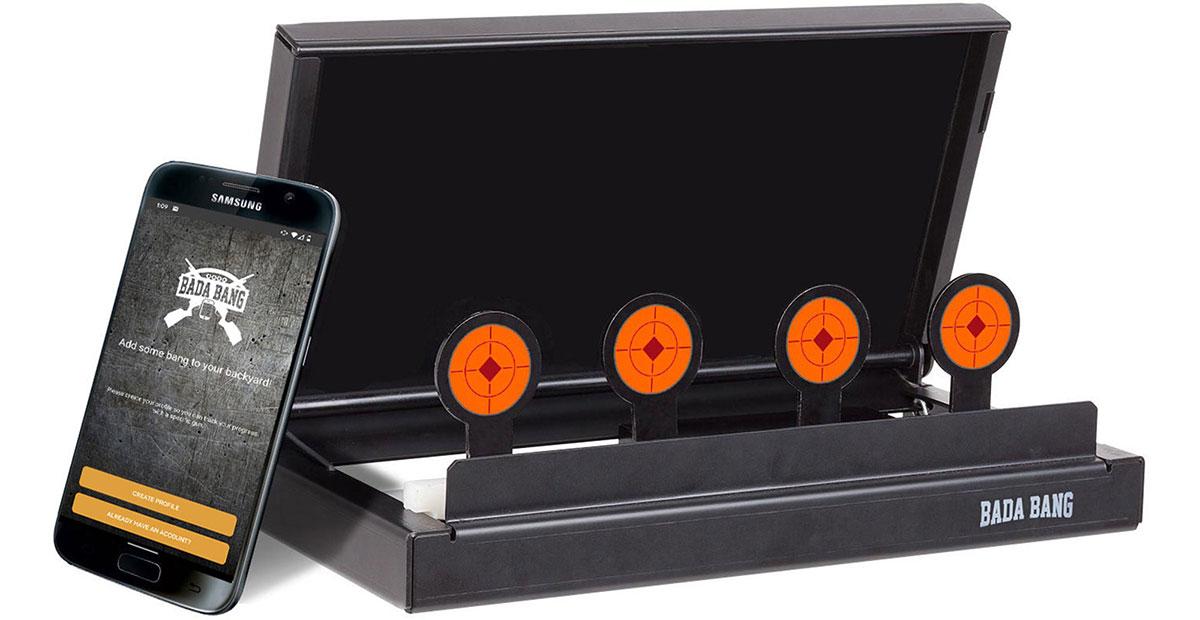 Bluetooth Bada Bang target system!
